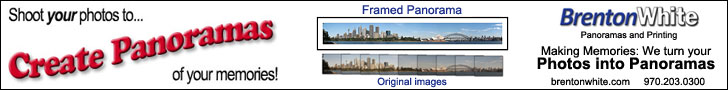 Create Panoramas with Brenton White Company