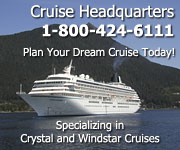Cruise Headquarters--Plan Your Dream Cruise Today!